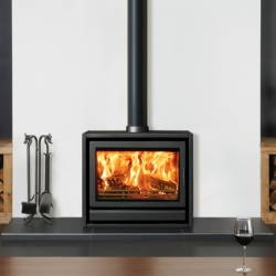 High Output Stoves Stovax Riva F76 Freestanding