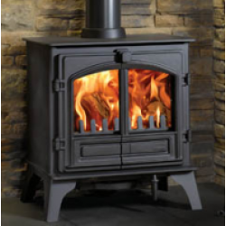 Wood Burning Boiler Stoves Stovax Riva Plus Large