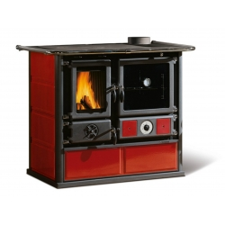 Wood Burning Range Cooker Thermo Rosa DSA