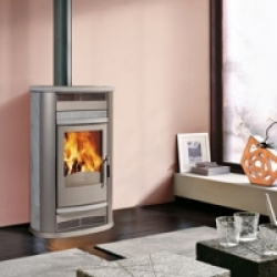 Wood Burning Stoves Edilkamin Vanity