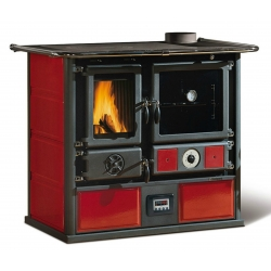 Wood Burning Range Cooker Thermo Rosa Ready DSA