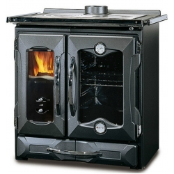 Wood Burning Range Cooker Mamy