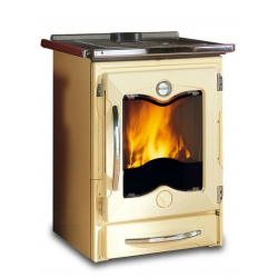 Wood Burning Range Cooker Cucinotta