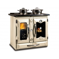 Wood Burning Range Cooker Thermo Suprema Compact D.S.A.