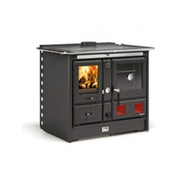 Wood Burning Range Cooker Thermo Rosa XXL Ready DSA