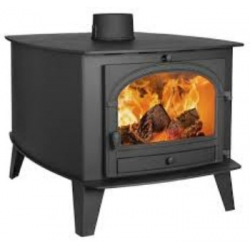 Double Sided Wood Burner Parkray Consort 15 Double Sided