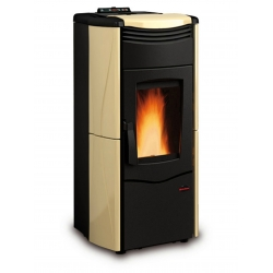 Contemporary Wood Stove Melinda Idro