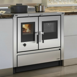 Wood Burning Range Cooker Nordica Padova