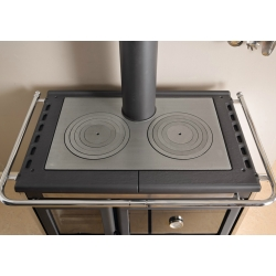 Wood Burning Range Cooker Rosa XXL