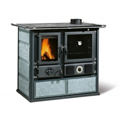 Wood Burning Boiler Stoves Thermo Rosa DSA