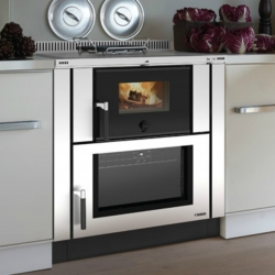 Wood Burning Range Cooker Verona