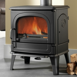 Wood Burning Stoves Dru 64CB