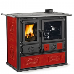 Wood Burning Range Cooker Rosa Liberty