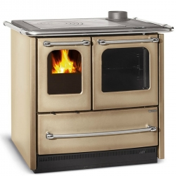 Wood Burning Range Cooker Sovrana Easy