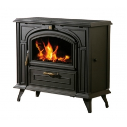 Wood Burning Stoves Franco Belge Normandie Vision