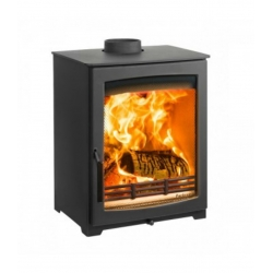 Contemporary Wood Stove Parkray Aspect 5