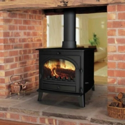 Double Sided Wood Burner - StoveSellers