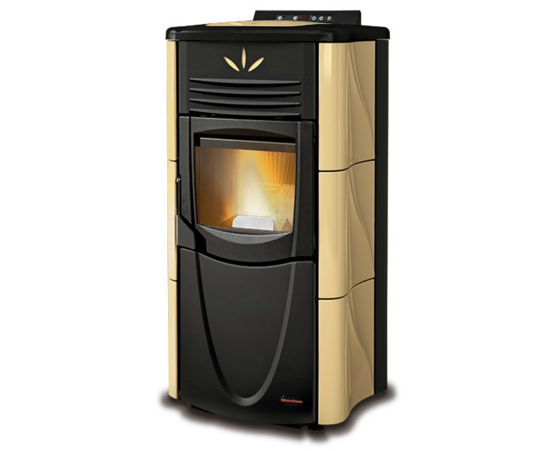 nordica extraflame graziosa lux po le granul s stove. Black Bedroom Furniture Sets. Home Design Ideas