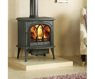 stovax huntingdon 40 multicombustible po le bois. Black Bedroom Furniture Sets. Home Design Ideas