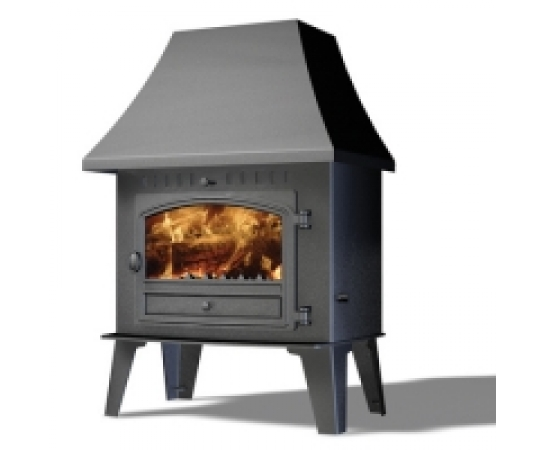 Hunter Inglenook Stove Hunter Inglenook Low Output Stove
