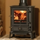 Wood Burning Stoves Stovax Brunel 1A