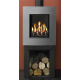 Wood Burning Stoves Stovax Riva F40 Avanti Highline