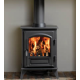 Wood Burning Stoves Stovax Riva Plus Small