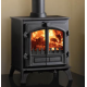 Wood Burning Stoves Stovax Riva Plus Midi
