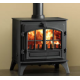 Wood Burning Stoves Stovax Riva Plus Medium