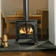 Wood Burning Stoves Stovax Stockton 8 Double Sided