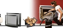 Wood burners accessories
